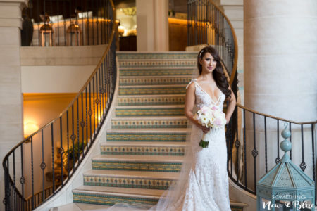 Casa Del Mar Wedding Santa Monica | Lisa + Dru