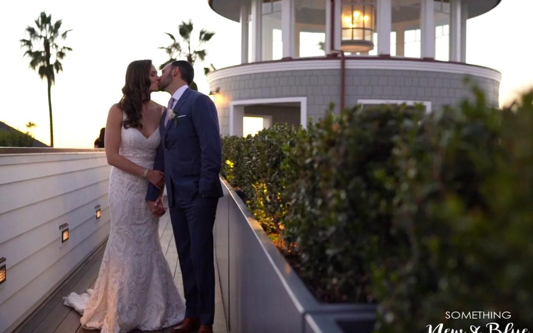 The Lido House Wedding Newport Beach   Jenna + Jason