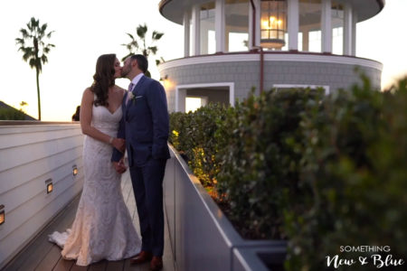 The Lido House Wedding Newport Beach | Jenna + Jason