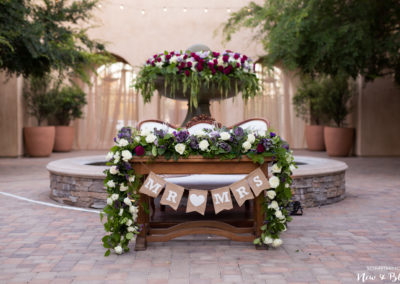 Serra Plaza San Juan Capistrano Wedding | Ashley + Phi
