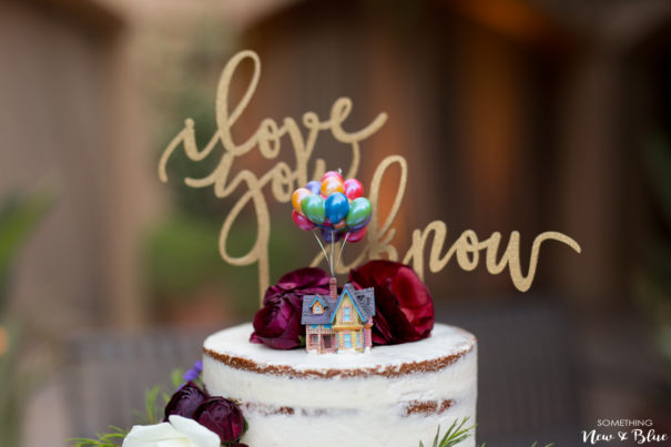 Wedding Reception Details Orange County - Something New and Blue Photography