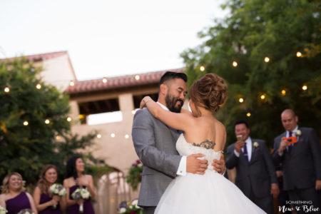 Serra Plaza San Juan Capistrano Mission Wedding | Ashley + Phi