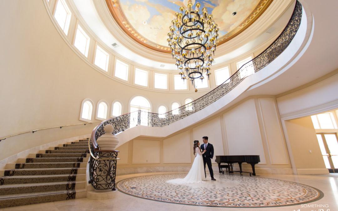 St Regis Monarch Beach Resort San Clemente Wedding | Carmen + Mark