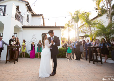 San Clemente Wedding | Carmen + Mark