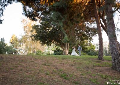UCI University Club Wedding
