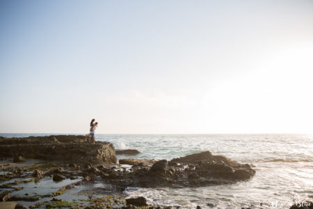 Top of the World Victoria Laguna Beach Engagement | Jodi + Daniel