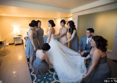 Laguna Hills Hotel Wedding | Jodi + Daniel