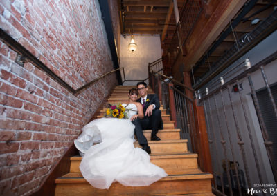The Loft on Pine Wedding | Something New and Blue Photography