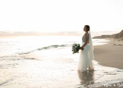 Crystal Cove Wedding | Johanna + Joshua