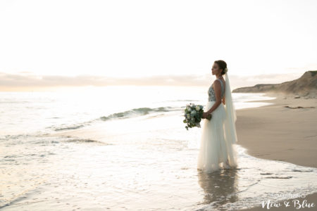 Crystal Cove Wedding | Johanna + Joshua