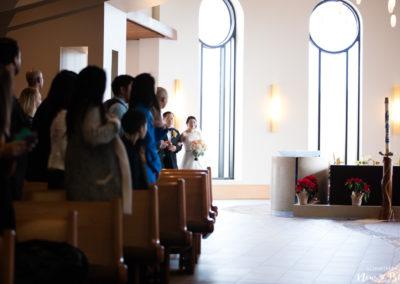Our Lady of Mount Carmel San Diego Wedding