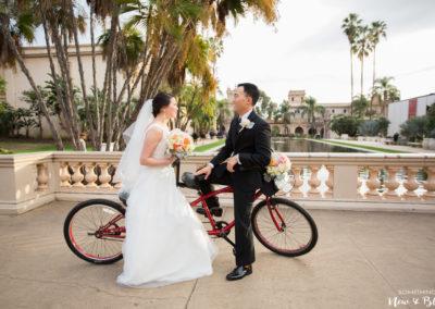 Balboa Park San Diego Wedding