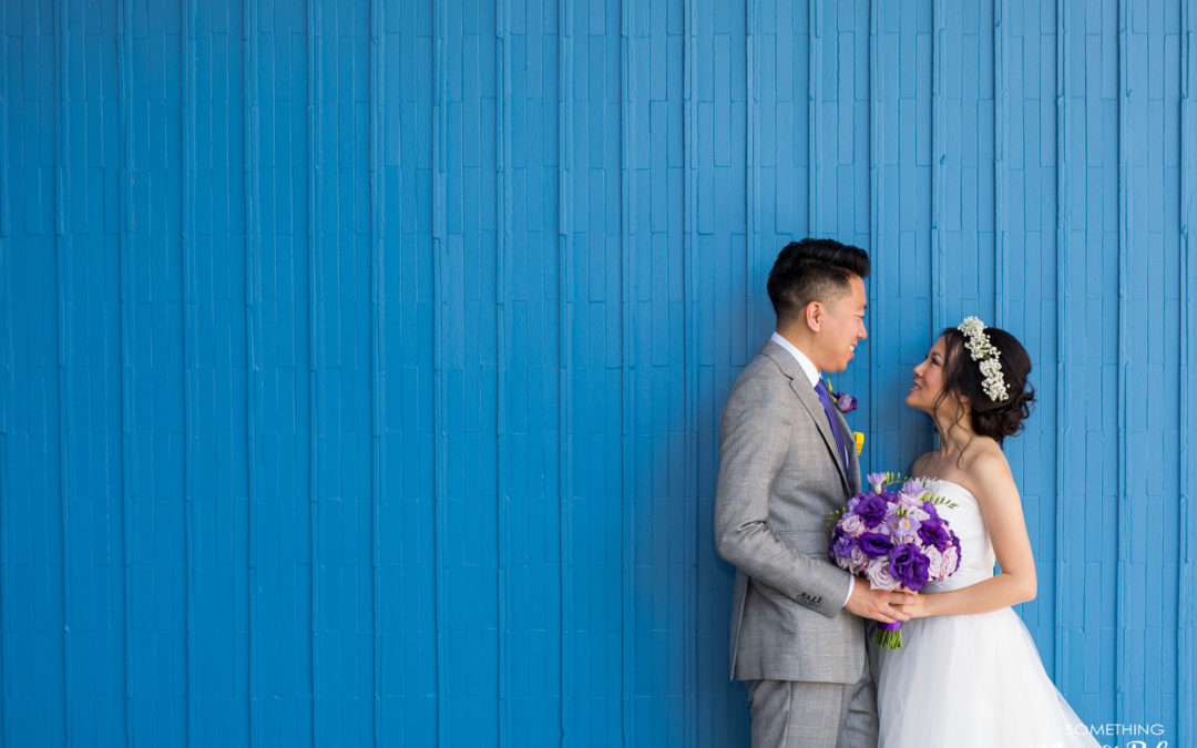 Happiest Place on Earth Wedding   Kim + Thaison