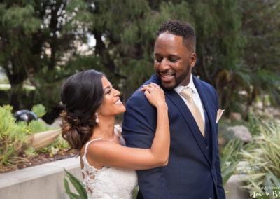 Double Tree Anaheim The Block Wedding | Lorena + Alfonzo