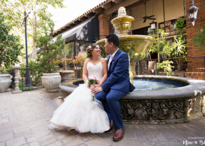 The Grove Beverly Hills Courthouse Wedding | Lanlet + Kittiwat