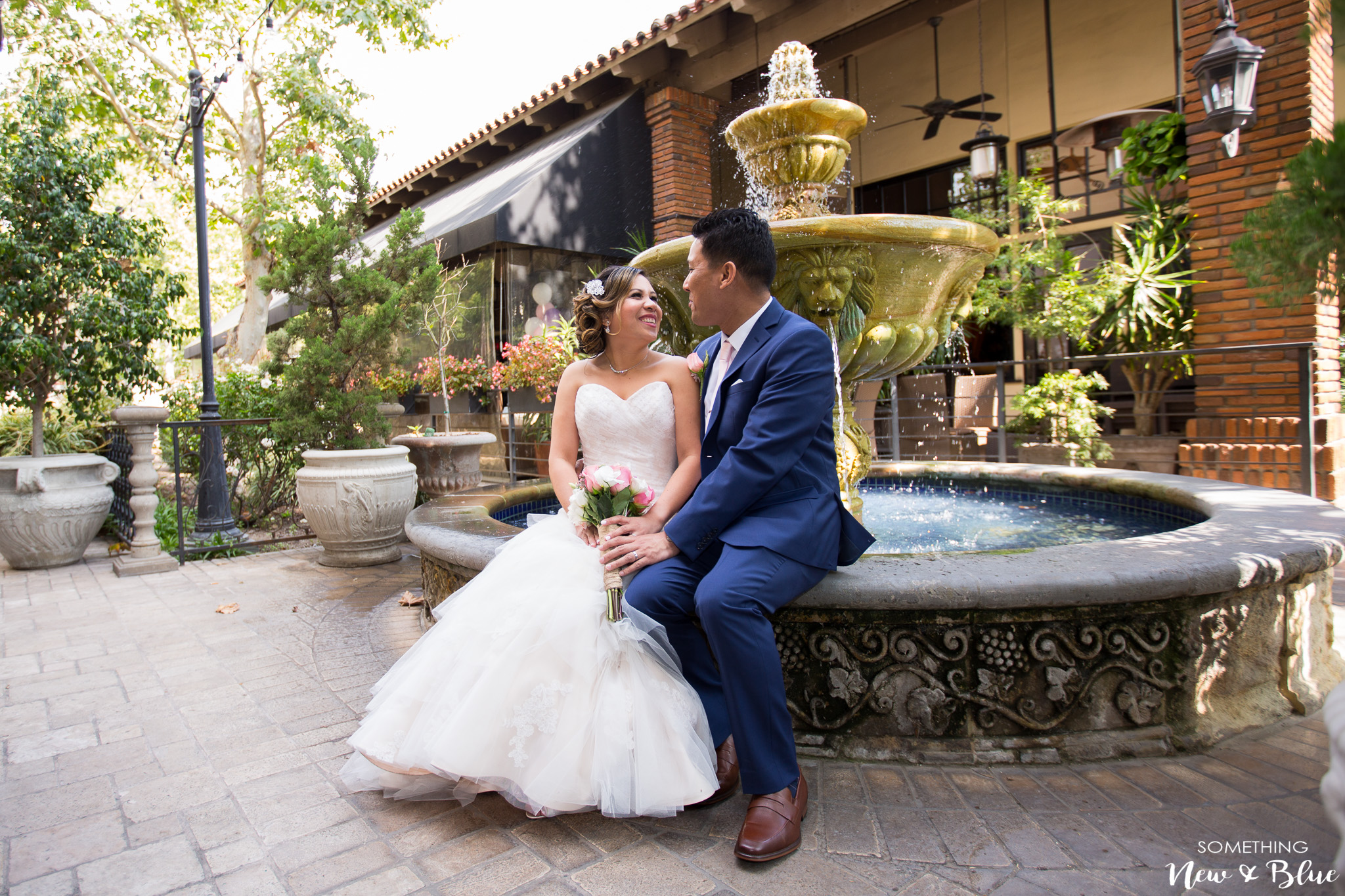 The Grove Beverly Hills Courthouse Wedding Credits Location Maggiano S Los Angeles Ca Photography Something New And Blue Studio
