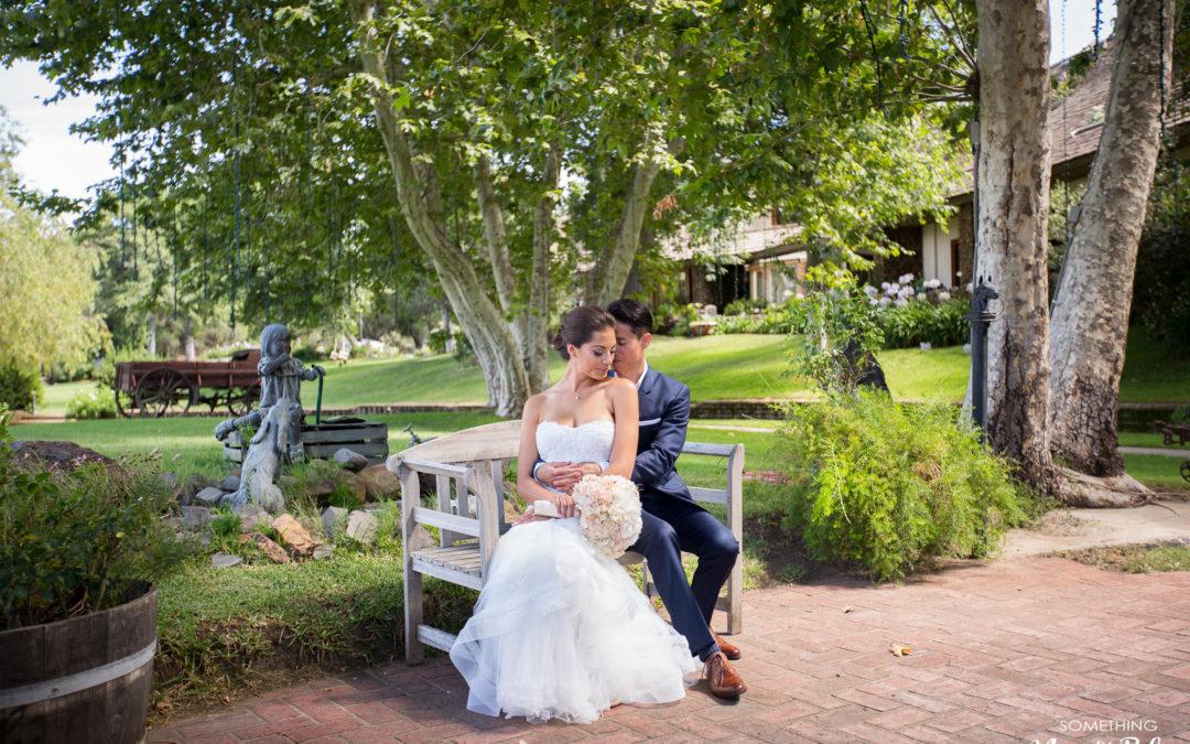 Saddlerock Ranch Wedding | Maria + Anthony