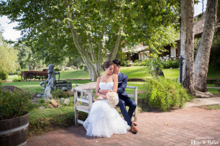 Saddlerock Ranch Wedding | Maria + Anthony