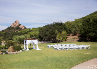 Saddlerock Ranch Wedding | Something New and Blue