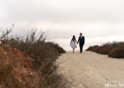 Top of the World Laguna Beach Engagement | Stephanie + Jack