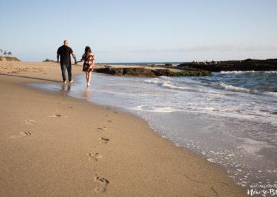 Victoria Beach Laguna Beach Engagement | Sarah + Kenneth