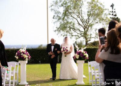Black Gold Golf Club Wedding | Sabrina + Scott