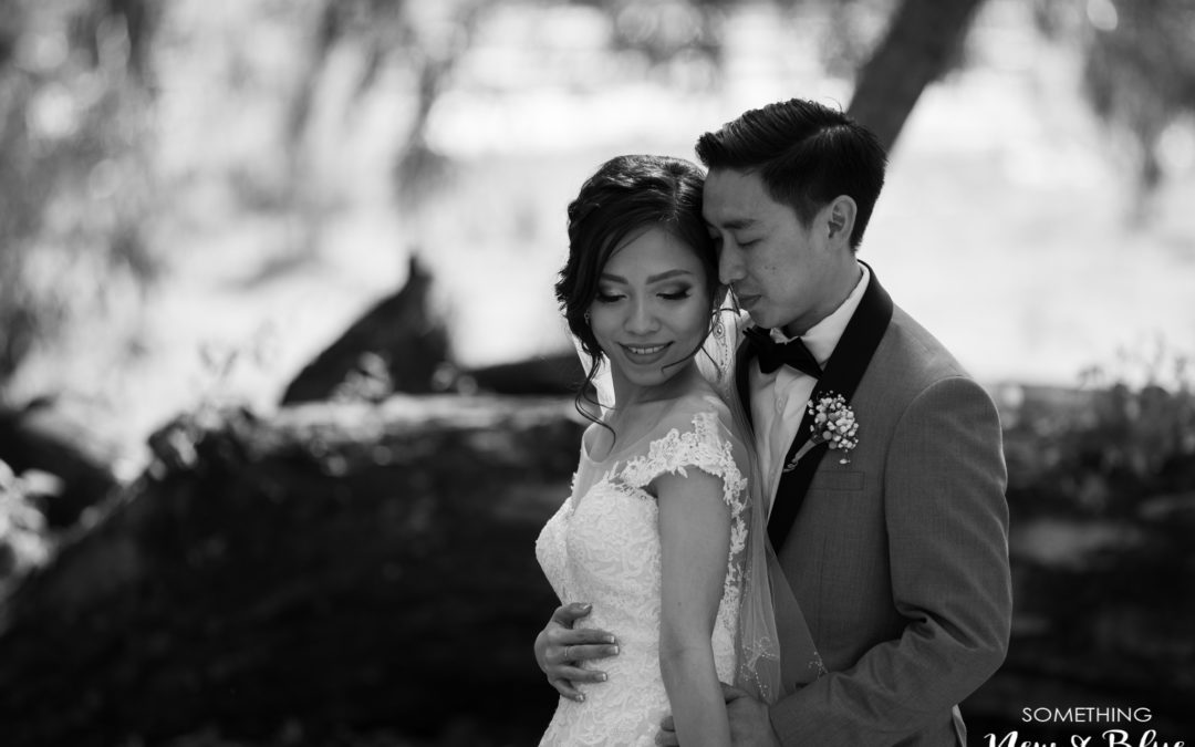 Marriott Bayview Newport Beach Mon Amour Anaheim Wedding | Tram + Owen