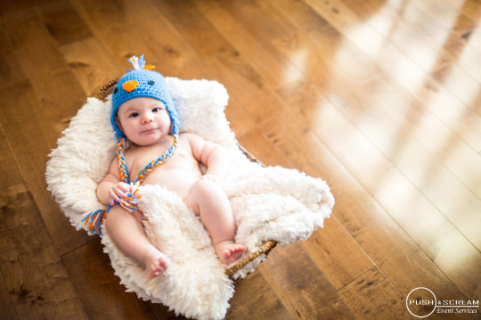 Huntington Beach Baby Photography | The Coopers