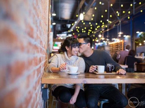 Pasadena Engagement Photography | Jenn + Fred