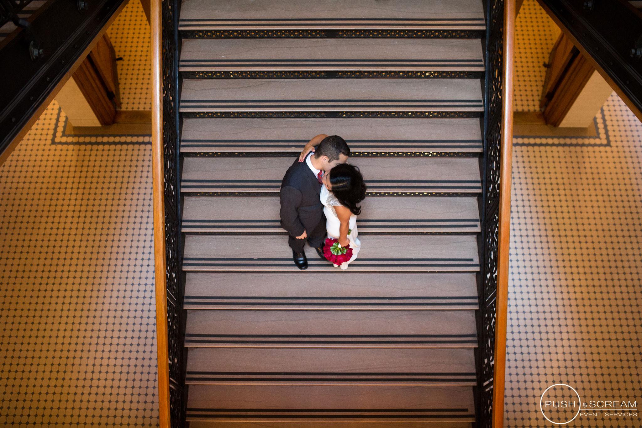 Santa Ana Courthouse Wedding Photography | Jennifer + Tyler