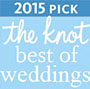 Push and Scream The Knot Best Weddings 2015