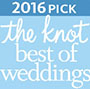 Push and Scream The Knot Best Weddings 2016