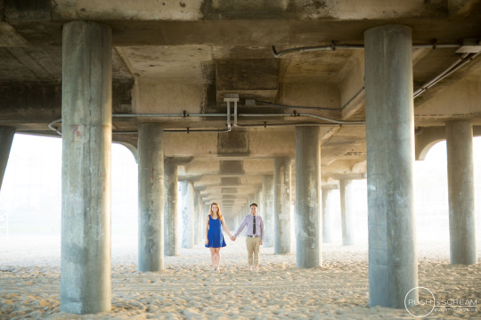 Huntington Beach Engagement Photography | Keith + Sophia
