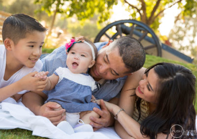 Family Portrait Photographer Orange County Los Angeles