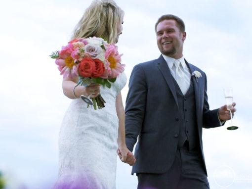 Saint Michaels Carlsbad Loma Santa Fe Country Club Wedding | Molly + Chris