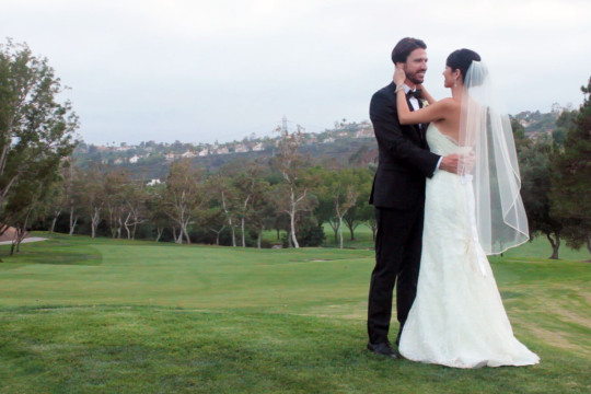 Mission Viejo Country Club Videography and Photo Booth | Nicole + Kevin