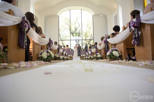 The United Methodist Church La Verne Wedding Photography | Amber + River