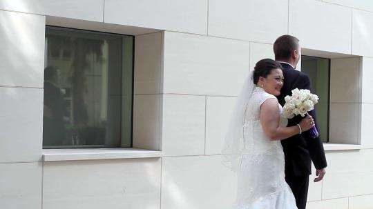 Westin South Coast Wedding Videography | Toni + Sean