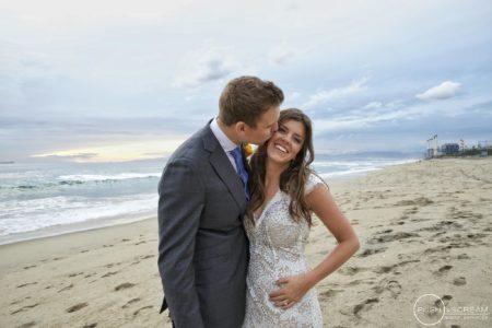 Verandas Manhattan Beach Wedding Video | Allison + Chris