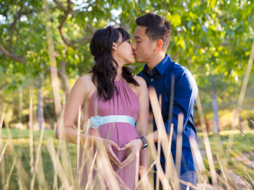 Orange County Maternity Session