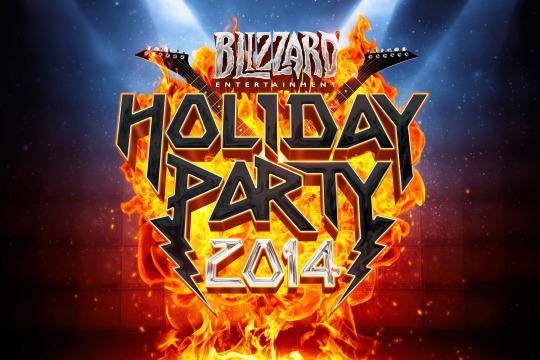 Blizzard Holiday Party 2014 Photo Booth