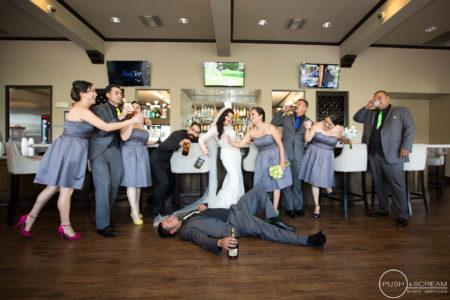 Westridge Golf Club Wedding St. Joachim Church | Diana + Danny