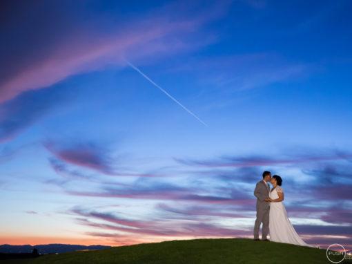 Metropolitan Golf Links Oakland Wedding | Grace + José