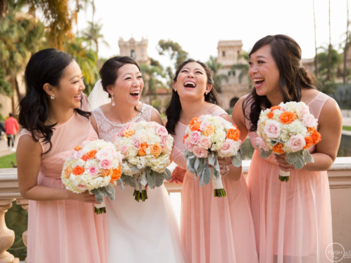 Our Lady of Mount Carmel San Diego Wedding | Jennifer + Raymond