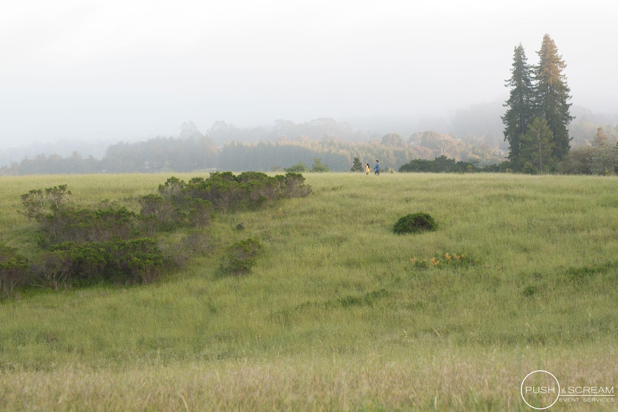 UC Santa Cruz San Francisco Engagement | Kim + Thaison