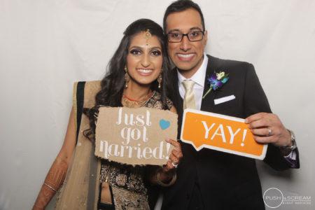Embassy Suites Santa Ana Wedding | Tejal + Kanak